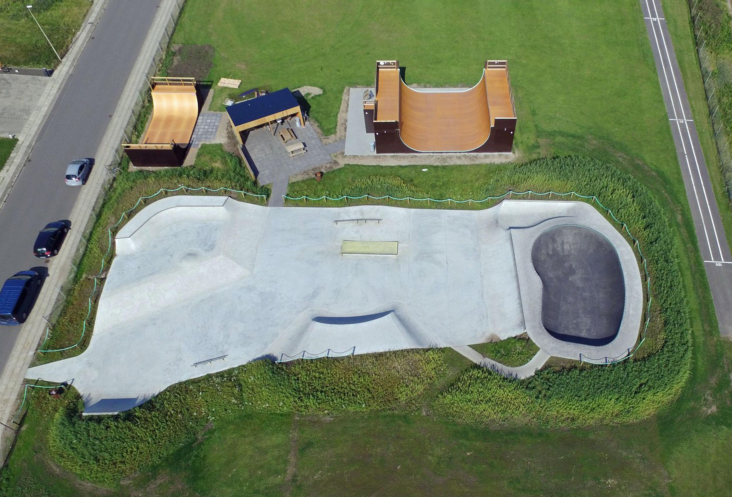 En Vestjyllands fedeste skateparker