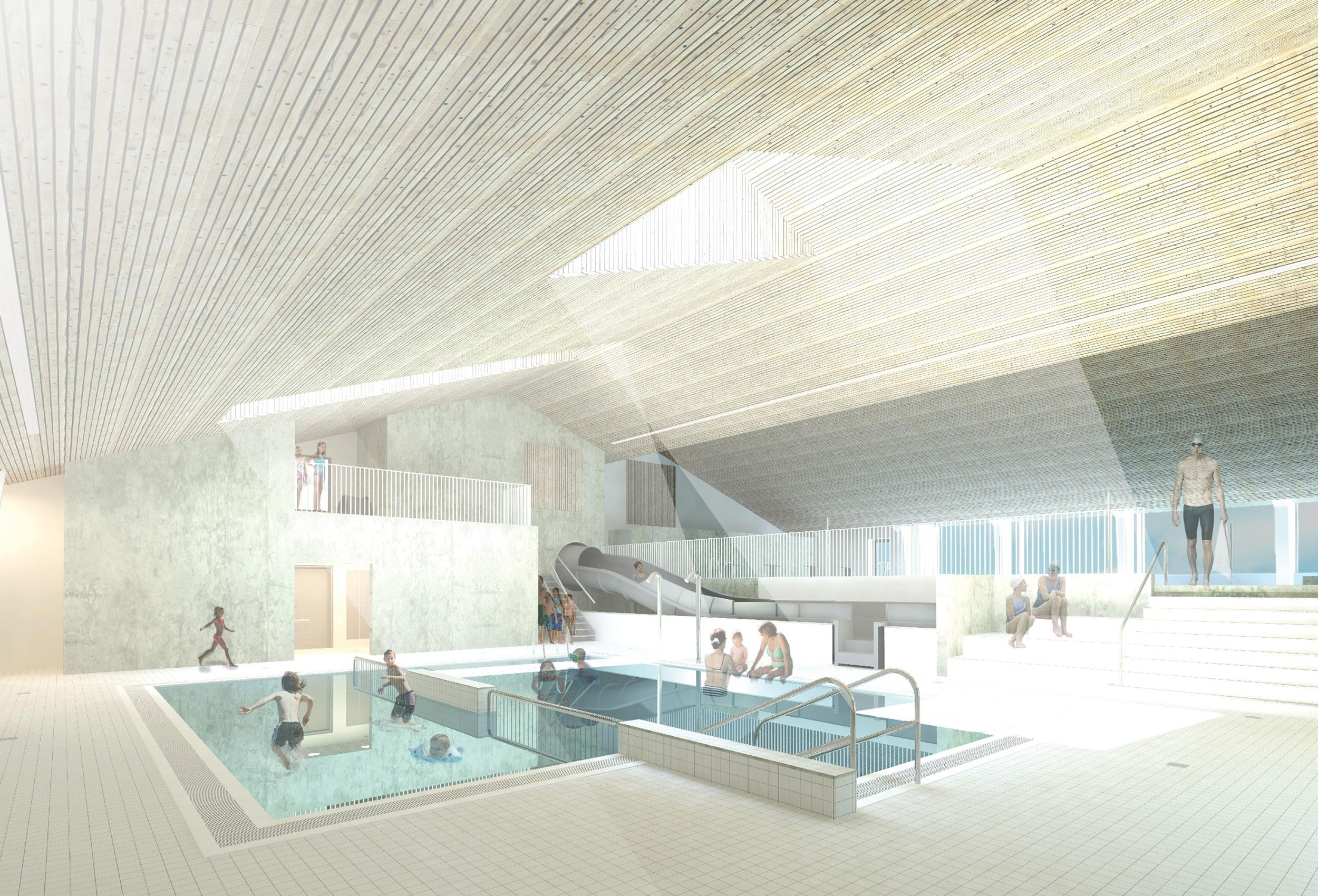 """Glæd jer til det nye Vandkulturhus """"Vandwærket"""" åbner medio 2020."""
