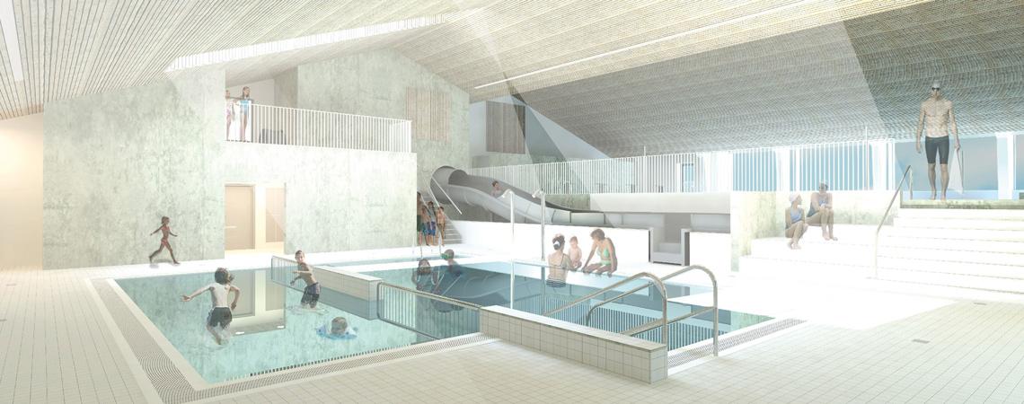 """Glæd jer til det nye Vandkulturhus """"Vandwærket"""" åbner medio 2020"""